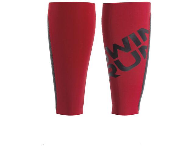 Head Swimrun Air Cell Opaski na łydkę, czerwony/czarny